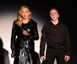 Madonna: 'I accept I have lost my son'
