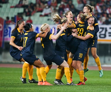 Matildas qualify for first Olympics in 12 years