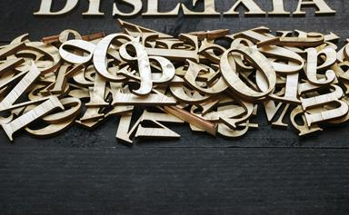 Website shows what it's like to be dyslexic