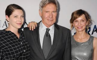 """Harrison Ford's tears for daughter's """"devastating"""" diagnosis"""