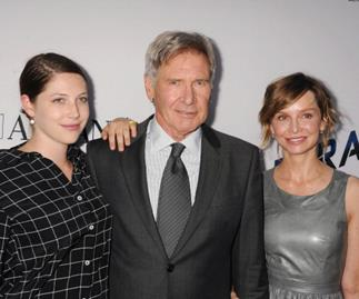 "Harrison Ford's tears for daughter's ""devastating"" diagnosis"