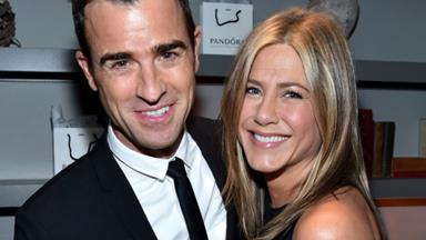 Jen Aniston dishes on 'fun' marriage to Justin Theroux
