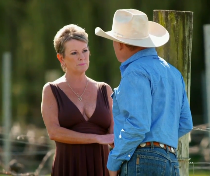 Farmer Lance calls it quits moments before finale ceremony