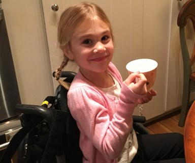 5-year-old paralysed after dancing at home