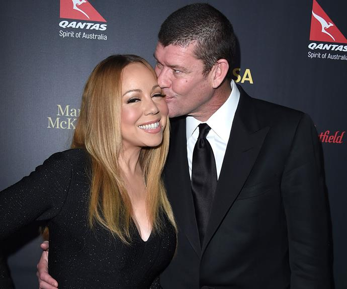 James and Mariah called it quits in October 2016.