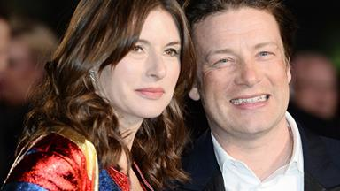 Jamie Oliver expecting his fifth child!