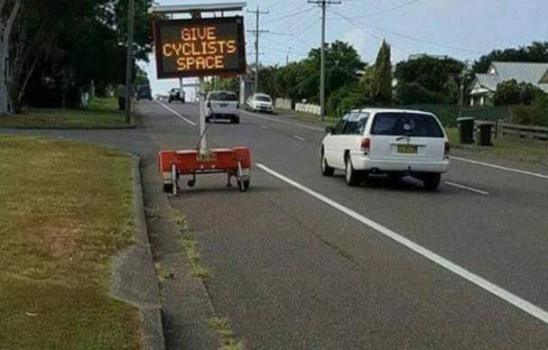 Is this the most ridiculous road sign ever?