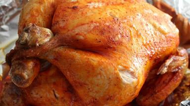 Mum's horrifying find inside Aldi chicken