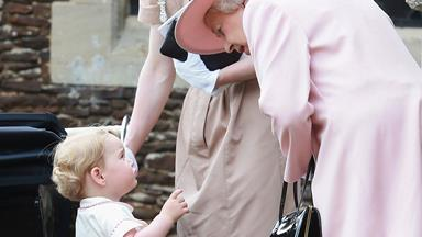 Prince George's adorable nickname for the Queen