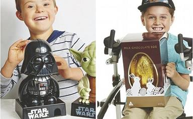 Kmart Australia features models with a disability for latest catalogue