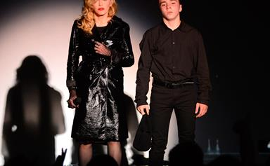 Madonna ruining son's childhood
