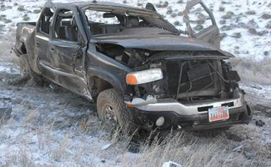 Woman dies in horror crash on way to mum's funeral