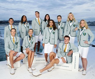 Australian uniforms for Olympic Games opening ceremony have been revealed