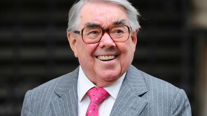 Comedian Ronnie Corbett dies aged 85