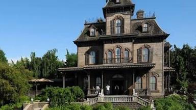 Man dies in Disneyland haunted house