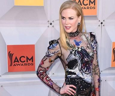 Nicole Kidman blasted for 'hideous' dress choice