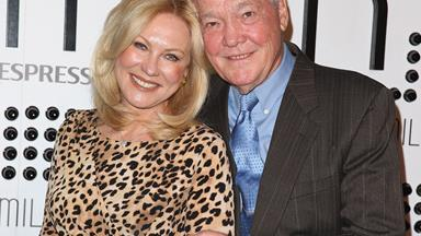 Kerri-Anne Kennerley gives her first interview since her husband's accident