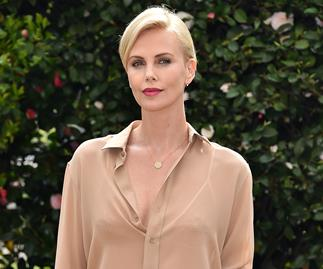 Charlize Theron: It's not easy being pretty