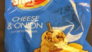 Incredible find in Aldi chip packet