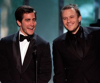Jake Gyllenhaal's struggle with Heath Ledger's death