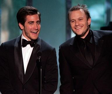 Jake Gyllenhaal's struggle with Heath Ledger's death