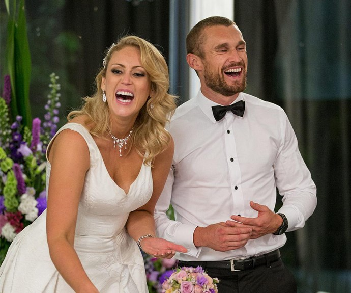 Married at First Sight Jono and Claire