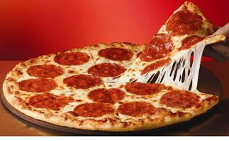 Customer left gobsmacked after finding this note on pizza delivery box