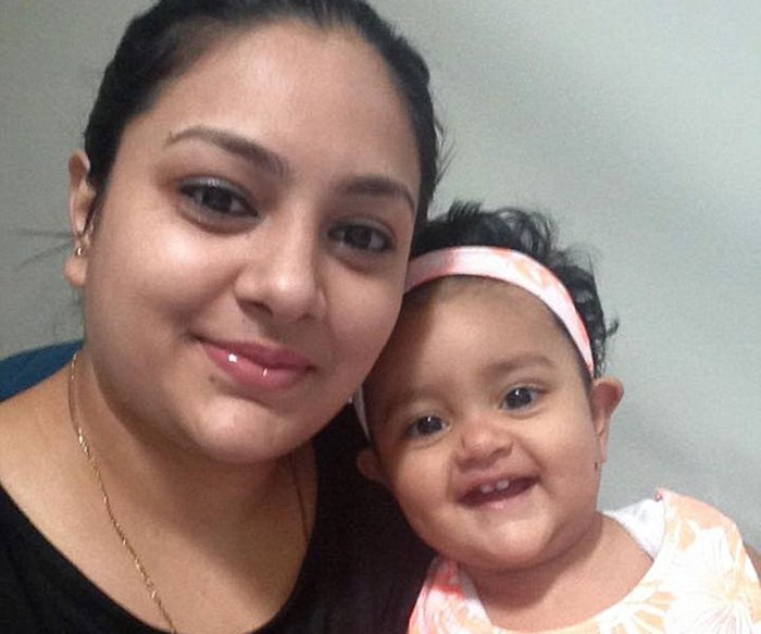 A Melbourne mum who pleaded guilty to smothering her infant daughter has walked free