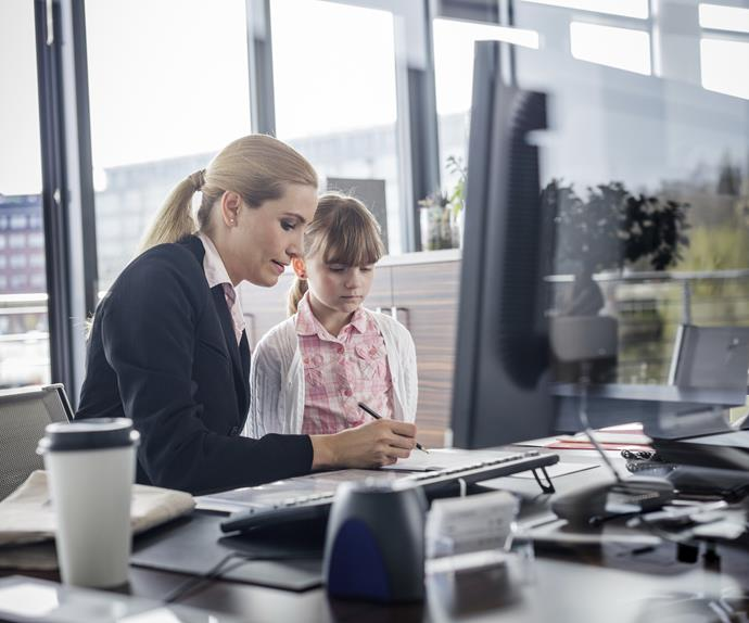 Discrimination is rife for working mums