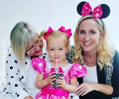 Fifi Box confirms Grant Kenny is the father of her daughter
