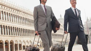 What REALLY happens on a 'business trip'