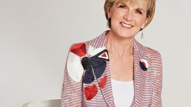 Julie Bishop: Mum taught me I can do anything