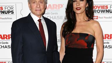 Michael Douglas and Catherine Zeta-Jones: 'So proud' of special needs son