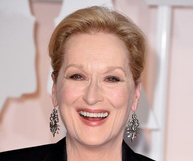 Meryl Streep's famous co-star is terrified of her