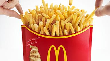 McDonald's introducing all-you-can-eat fries