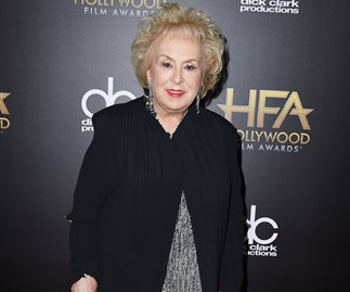 Doris Roberts has died aged 90