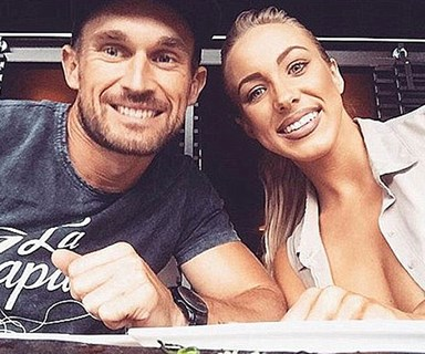 Jono moves on with old flame