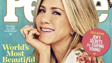 Jennifer Aniston named World's Most Beautiful Woman