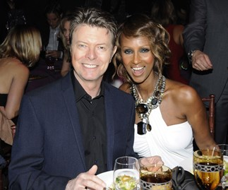 Iman: the secret to my 24 year marriage with David Bowie