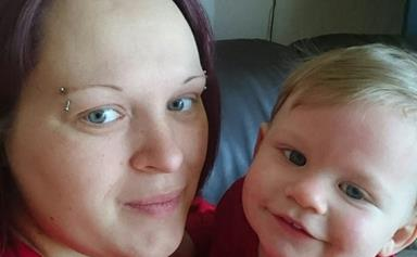 Pregnant mum and burnt son 'kicked out of hospital'