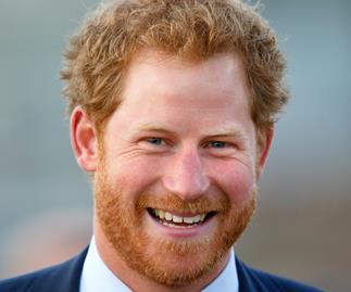 Prince Harry swears during live radio