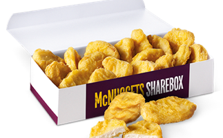 Is this the end of the McNugget?