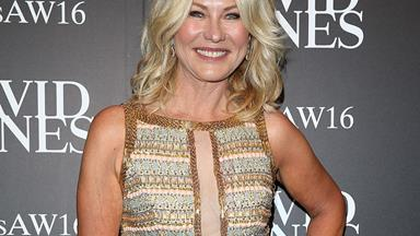 Kerri-Anne Kennerley's first public event since John's accident