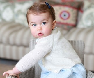 The secret behind Princess Charlotte's latest snaps