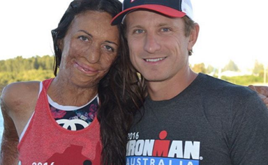Turia Pitt completes ironman triathlon