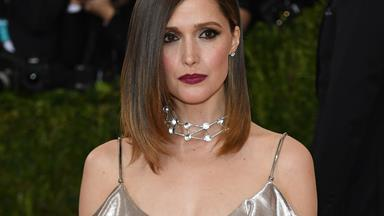 Rose Byrne gets real about motherhood