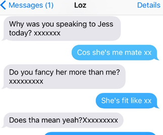 Is this the most brutal break up ever?