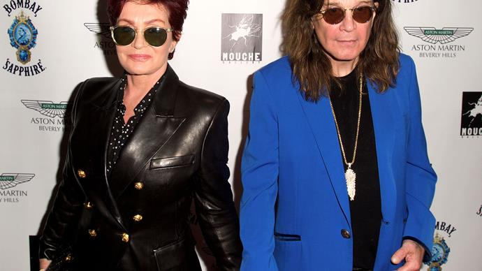 Sharon and Ozzy Osbourne split after 34 years