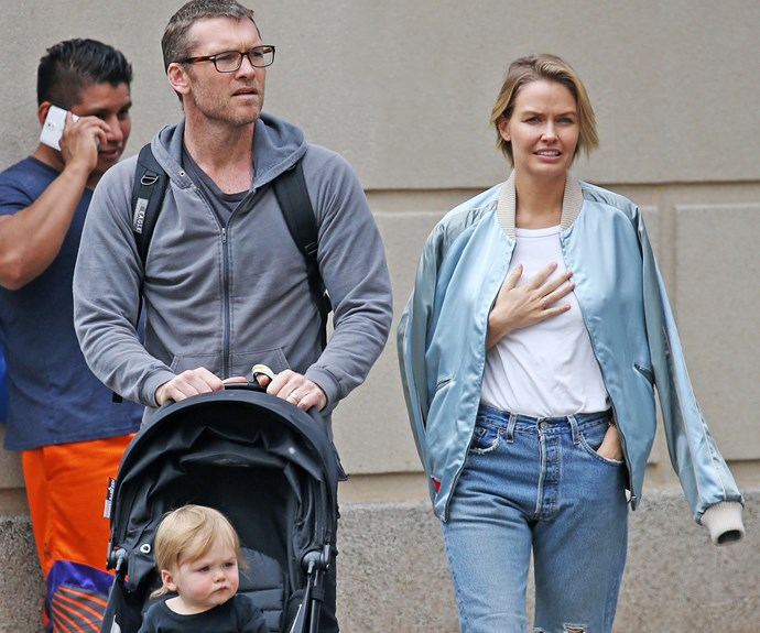 Lara Bingle pregnant with second child