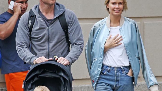 Lara Bingle pregnant with second child
